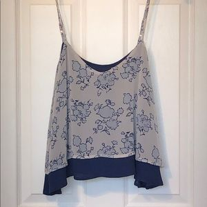 NWT 🌟 Floral Tank Blouse